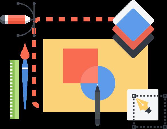 Goal-driven logo design