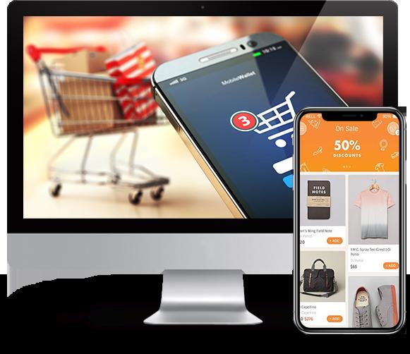 E-commerce web development and programming languages